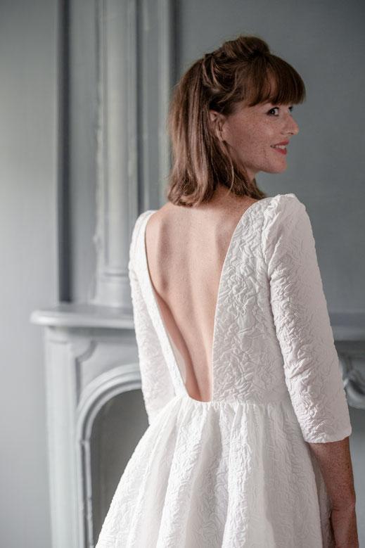 Elodie Michaud - Modèle : Audrey - Crédit : Alice Lemarin