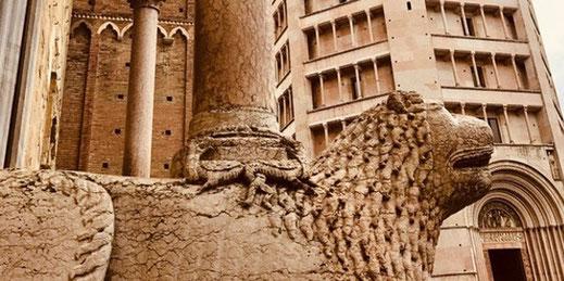 Battistero di Parma - GuideInBologna
