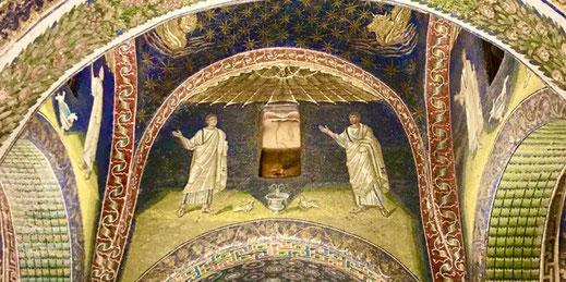 Galla Placidia Ravenne - visite guidée