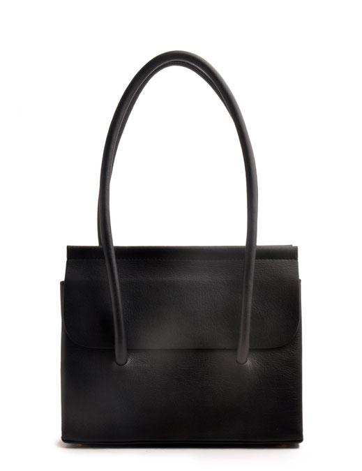"""OWA Tracht """"Aurelia"""" Edle Trachtentasche in schwarzem Leder versandkostenfrei bestellen"""