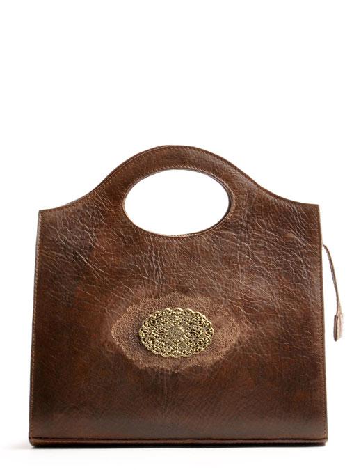 OWA Tracht Ledertasche coganc Dirndltasche Trachtentasche