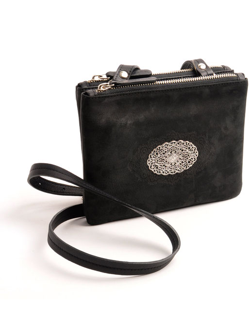 Trachtentasche schwarz OWA Tracht Online-Shop
