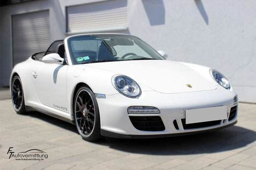 Galerie  Porsche 911 997 Carrera 4S GTS Cabriolet