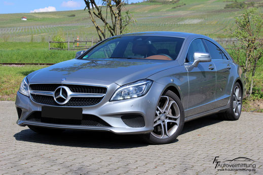 Mercedes-Benz CLS 350 BlueTEC/d