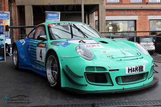Porsche orig. Falken Rennwagen 911 GT3 RS (R) Typ 997