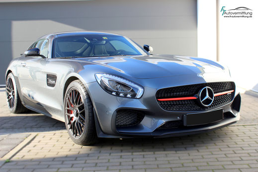 Mercedes-Benz GT S AMG Coupe S Edition