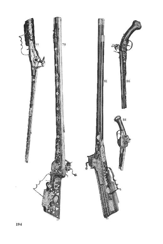 Faustwaffen Landsknechte und Langwaffen Renaissance