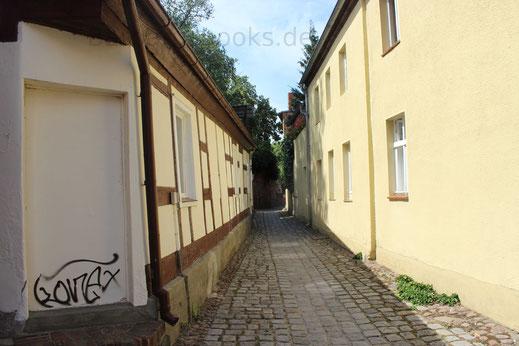 Historischer Stadtkern Beelitz Stadtmauerweg
