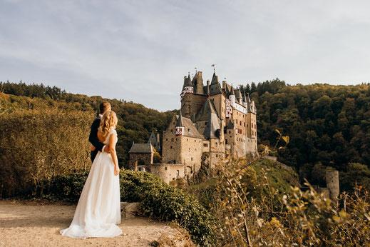 After-Wedding-Shooting Burg Eltz