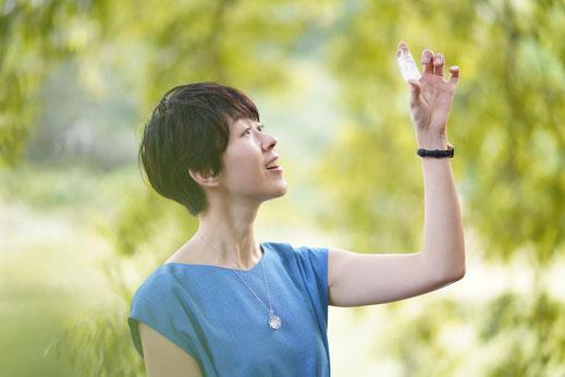魂のエネルギーサロン「ワラタ」Chikaさん