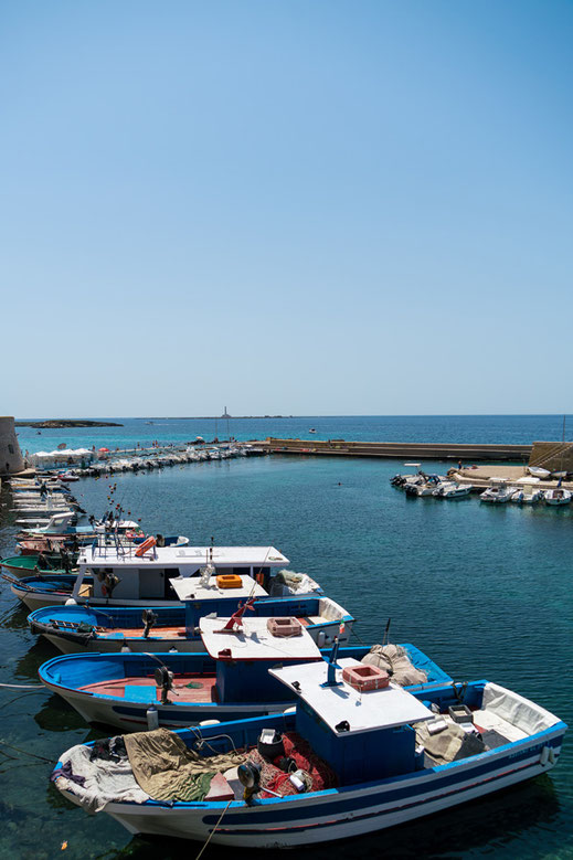 Galipoli, the harbour