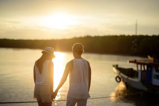 Seelenpartner und vor allen Dingen Dualseelen lehren die Liebe