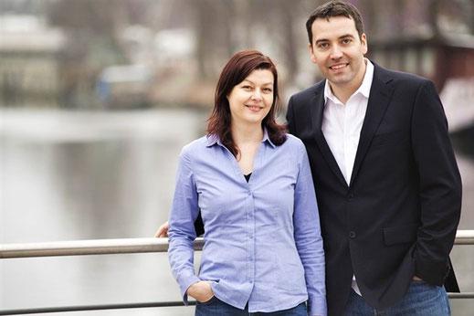 Annette und Lukas Maas
