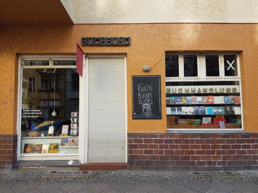 Buchbund: Pools-Duitse boekhandel in stadsdeel Neukölln