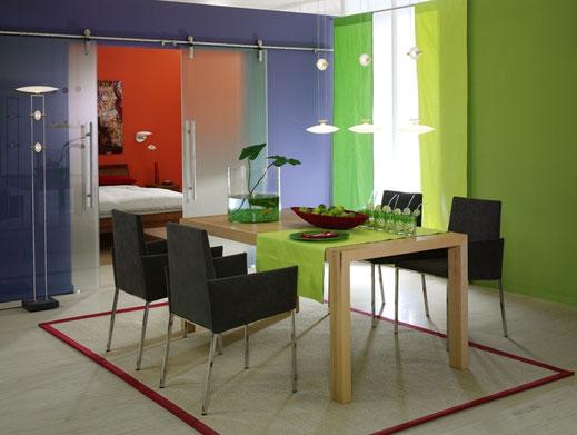 Innenraumgestaltung Malerbetrieb Sebastian Becker in Lahnau Waldgirmes