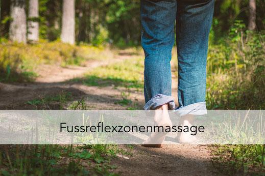 Fussreflexzonenmassage, Fussmassagen-Therapie