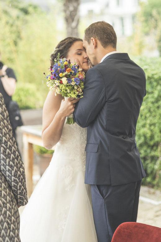 Hochzeitsfotograf Hamburg - authentische Hochzeitsreportage