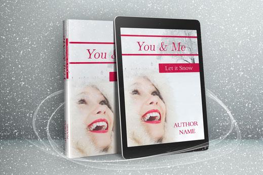 Mockup Buch Werbung E-Book Ebook