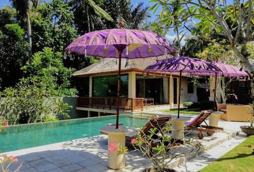 Di jual rumah di Bali timur