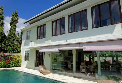 Di jual villa di Ubud. Dijual properti di Lodtunduh