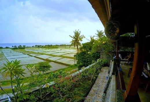 Di jual rumah di Bali barat