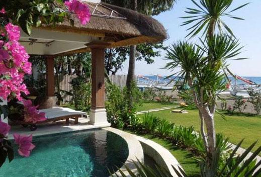 Di jual hotel di Bali timur