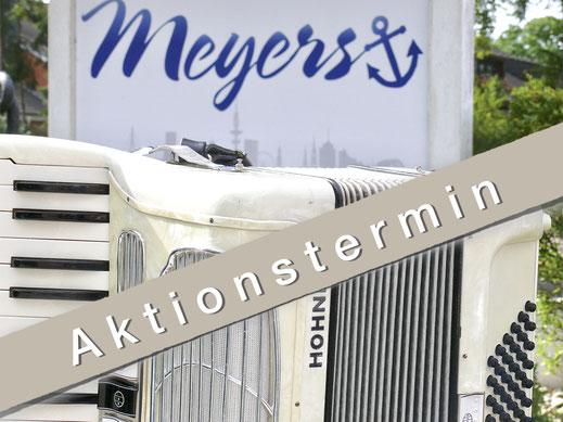 Meyers Gasthaus Maschen, Seevetal, Akkordeon-Konzert