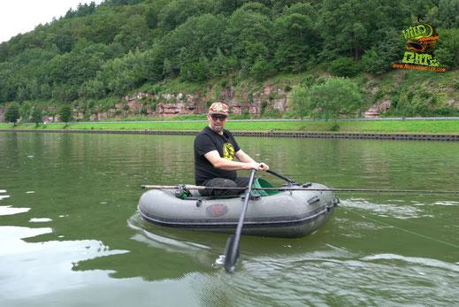 Welsangeln in Deutschland wir vermuten das sich der Fluss allgemein verändert hat und den Welsen der Lebensraum nicht mehr ideal zugesagt hat. Der große Teil der Welse wird in den Rhein abgewandert..