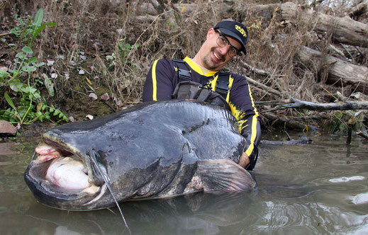 Die Black Cat-Teamangler Merkel und Haas berichten von einer für sie komplett neuen Fischerei.