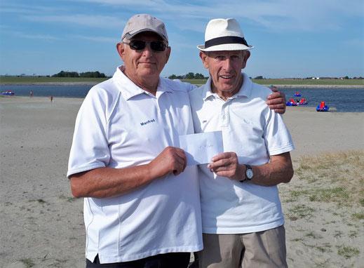 Turniersieger Strand-Turnier Büsum 2019