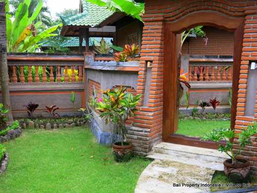 West Bali properties for sale. Direct contact with Owners.