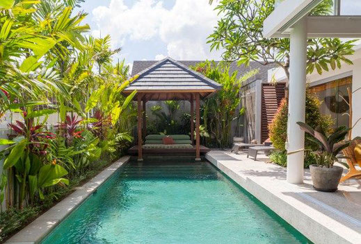 Berawa holiday villa for rent. Canggu villa for rent by owner