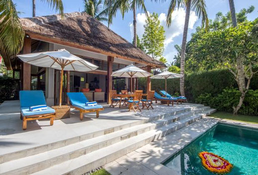 Candidasa holiday villa for rent. East Bali villa for rent by owner