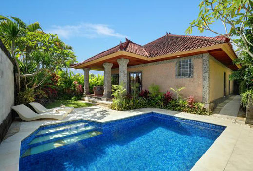 Ungasan holiday villa for rent. Bukit villa for rent by owner