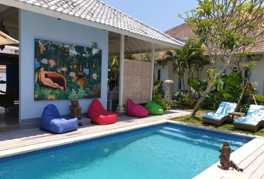 Sanur rooms for rent by owner. Large rooms perfect suitable for long term stays