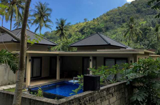 Senggigi villa for sale by owner. Lombok villa for sale by owner