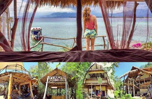 Gili Meno hostel for sale by owner