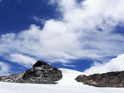 Ein wundervolles Panorama, Parque Nacional Natural Los Nevados, Kolumbien (Foto Jörg Schwarz)