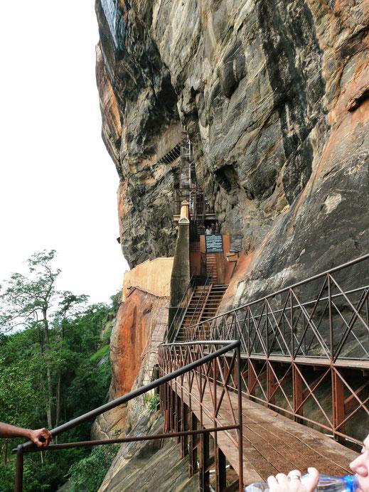 Spurenwechsler Reiseblog Reise TIP BLOG In der Spur Sri Lanka SigiriyaSchwarz Jörg Kultur Highlights