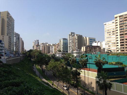 Die Bajada de Balta, Miraflores, Lima (Foto Jörg Schwarz)