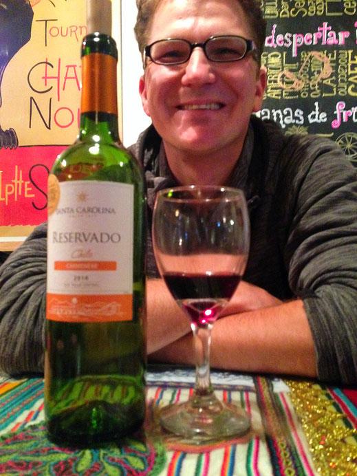 Bei Regen mehr Wein! Cusco, Peru (Foto Magdalena Bosak)