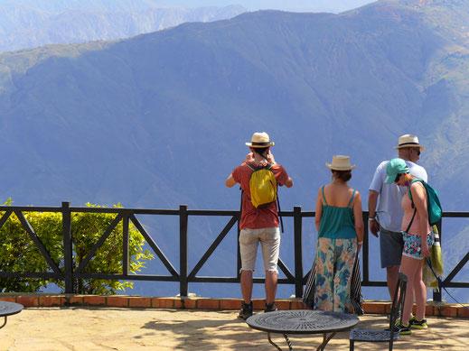 Fantastische Weit- und Ausblicke, Aratoca, Kolumbien (Foto Jörg Schwarz)
