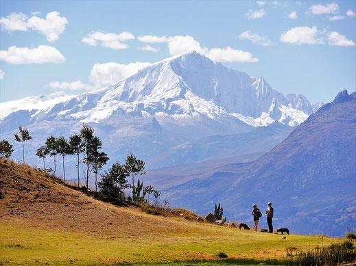 Unser Vorschlag Nr. 5: Trekking zur Laguna Wilkacocha, Cordillera Negra, Huaraz, Peru (Foto Jörg Schwarz)