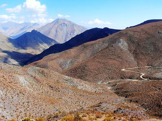 Spurenwechsler, Reise-Tips, Reisereportagen, Reiseblog, Chile, Elqui-Tal, Coquimbo