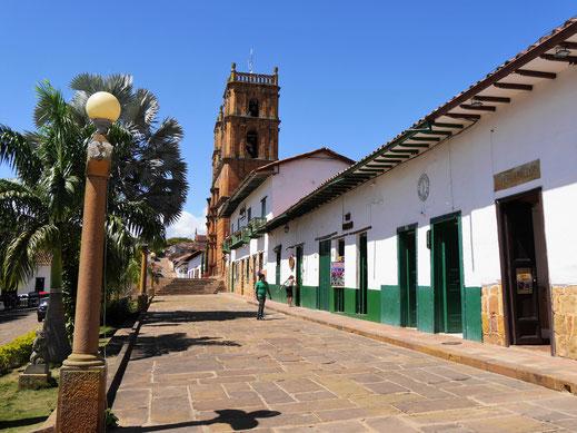Wir vermissen Barichara schon jetzt... Barichara, Kolumbien (Foto Jörg Schwarz)