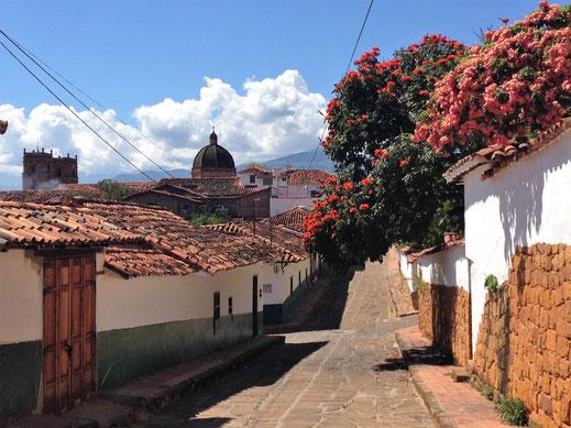 Ein Bummel durch Barichara ist eine Reise wert! Barichara, Kolumbien (Foto Jörg Schwarz)