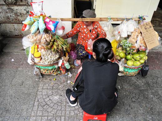 Das wunderbare Saigon... Ho-Chi-Minh-Stadt, Vietnam (Foto Jörg Schwarz)