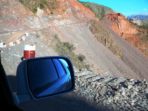Spurenwechsler, Reise-Tips, Reisereportagen, Reiseblog, Cuesta Miranda, Argentinien