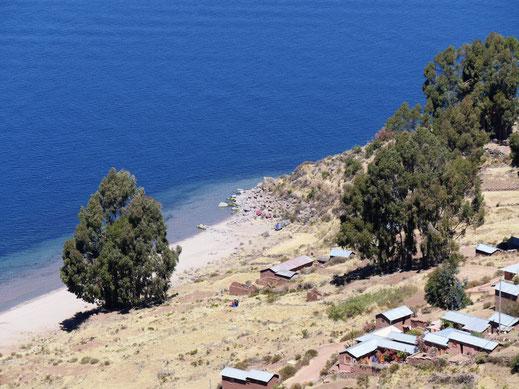 Unser Vorschlag Nr. 3: Wanderung auf den Gipfel der Halbinsel Capachica am Titicacasee, Peru (Foto Jörg Schwarz)