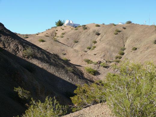 Unser Vorschlag Nr. 6: Trekking im Nationalpark EL Leoncito, Argentinien (Foto Jörg Schwarz)